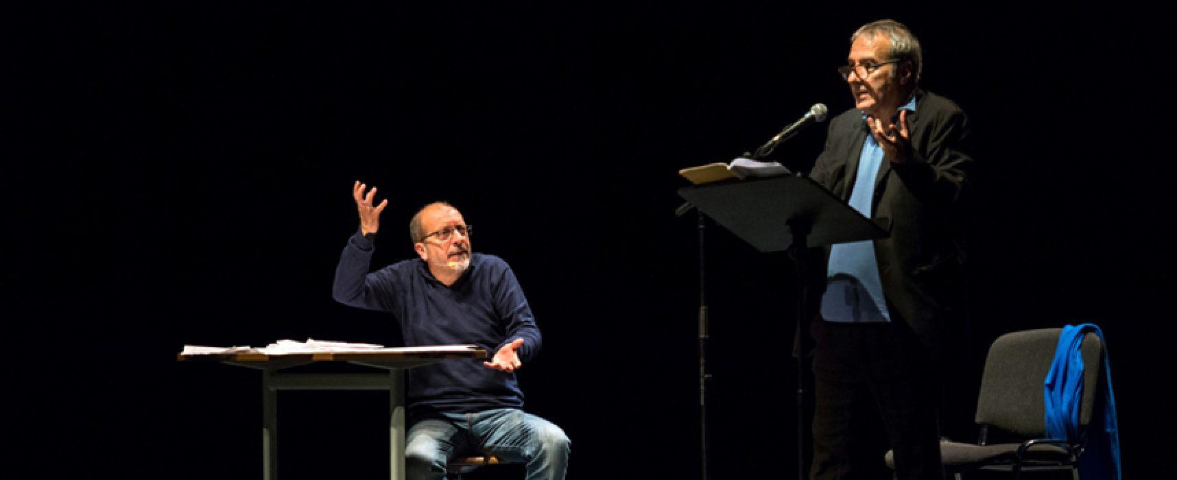 """""""La traviata delle camelie"""", Dario Vergassola e David Riondino di scena al Teatro Garibaldi"""