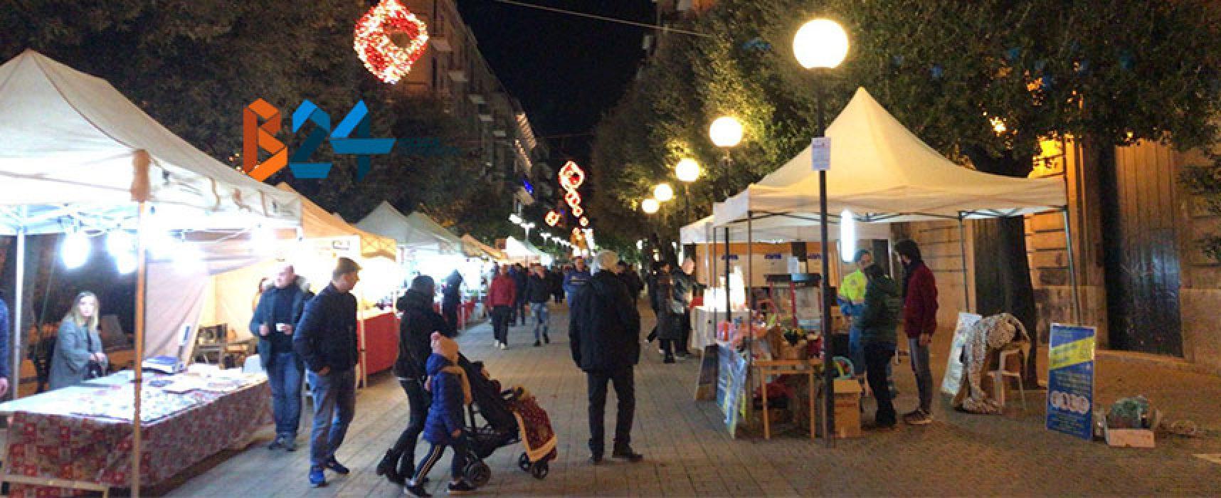 Via Aldo Moro in festa con due iniziative natalizie a cura della Fondazione Dcl