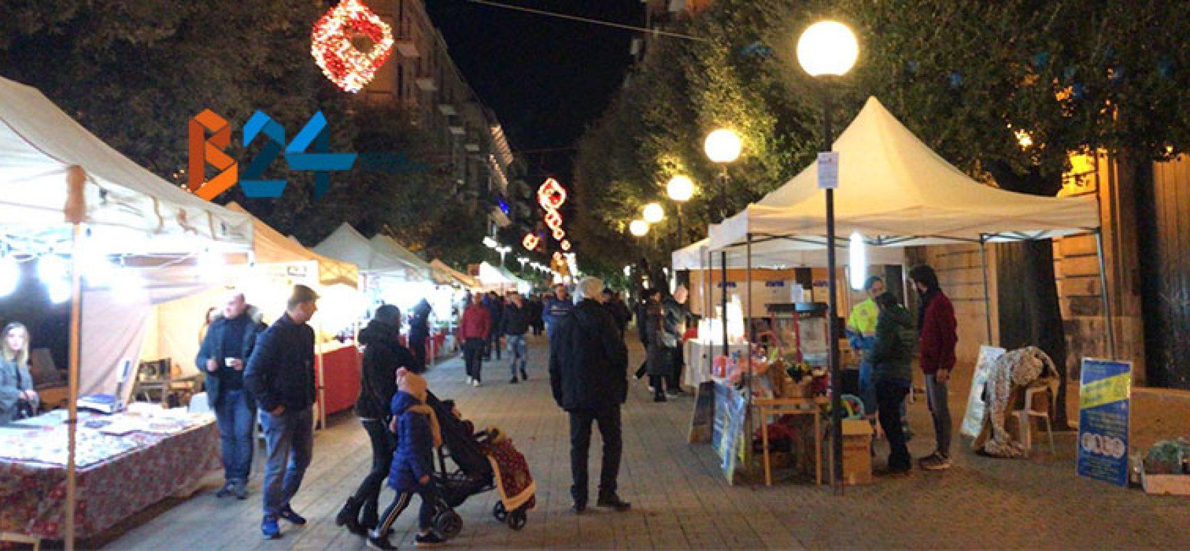 Natale a Bisceglie 2019, un primo weekend ricco di eventi / PROGRAMMA