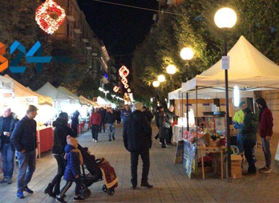 Domenica a Bisceglie tre mercatini dedicati al Natale