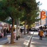 Tentano furti al mercato, polizia locale ferma coppia di pregiudicati in trasferta dalla Basilicata
