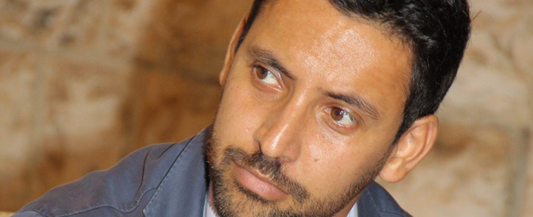 """""""Cirano-Un giornalista contro le mafie pugliesi"""", Vincenzo Arena presenta il suo libro"""