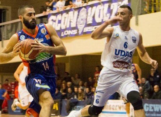 Basket, la Di Pinto Panifici rispetta il pronostico nella trasferta di Ortona