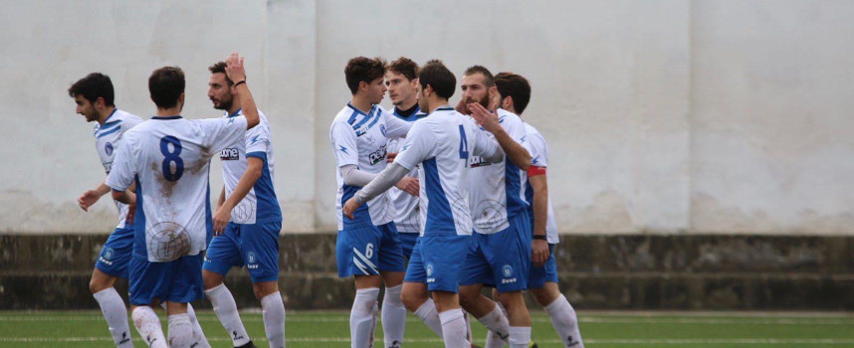 Unione Calcio, pronostici rispettati contro il Galatina