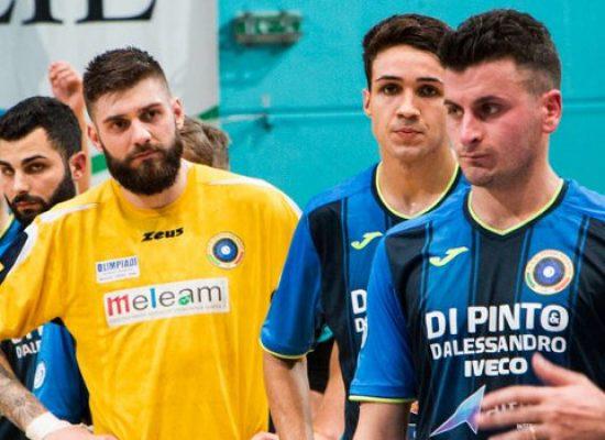 Futsal Bisceglie, il tabù Meta continua