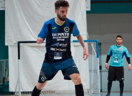Futsal Bisceglie, Milucci non basta: in Coppa della Divisione passa il Cisternino