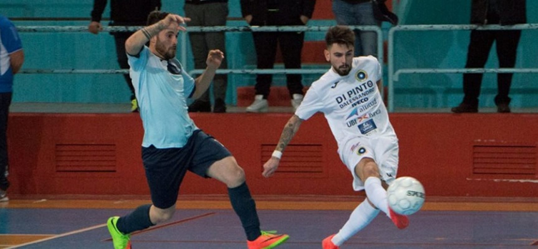 Coppa Divisione: il Futsal Bisceglie al PalaDolmen sfida il Cisternino