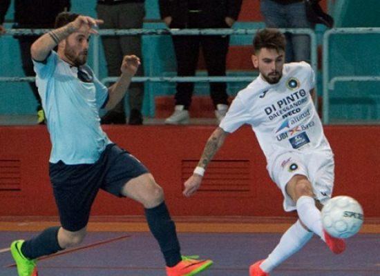 Futsal Bisceglie in cerca di riscatto in casa del Sammichele