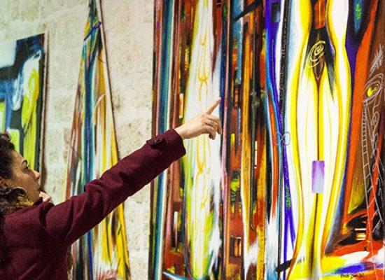 Successo di pubblico per la mostra d'arte Imago a Bisceglie / FOTOGALLERY