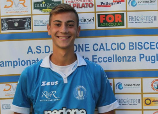 Unione Calcio, punto d'oro a Fasano