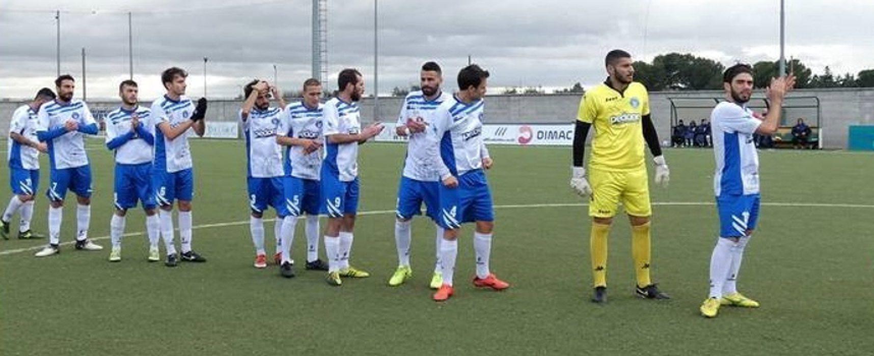 """Unione Calcio alla ricerca dei tre punti al """"Ventura"""" contro il Molfetta"""
