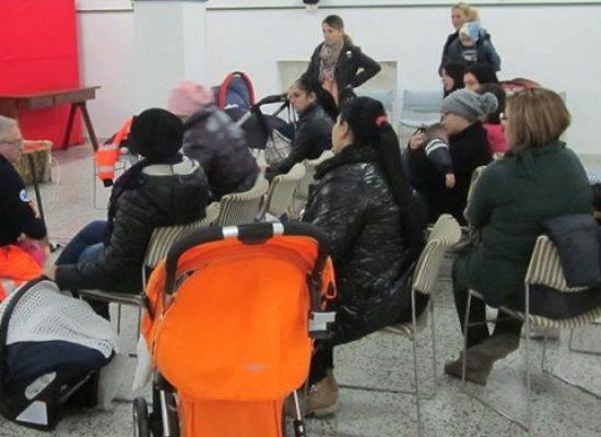 """""""Bimbo al centro"""", continuano gli incontri per mamme e gestanti del Comitato Progetto Uomo"""