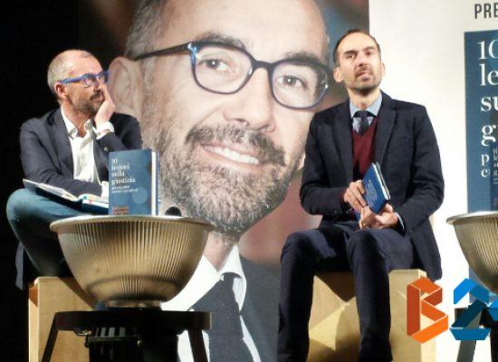 La giustizia raccontata attraverso le parole di Francesco Caringella al Bookstore Mondadori