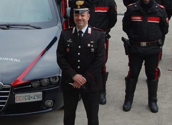 Il biscegliese Massimo Simone è il nuovo Comandante dei Carabinieri di Magenta