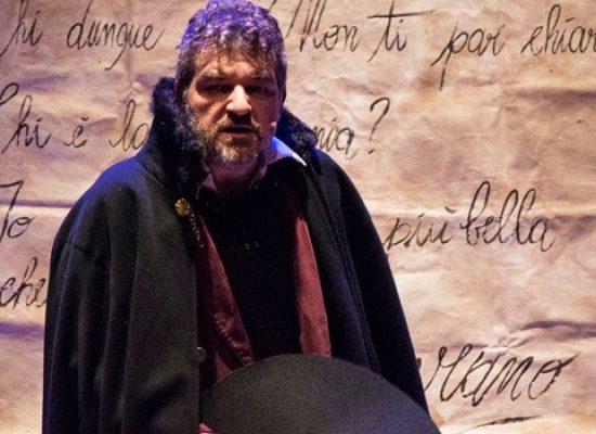 """Scena84, domenica in scena il """"Cyrano"""" della compagnia Teatro dei limoni"""
