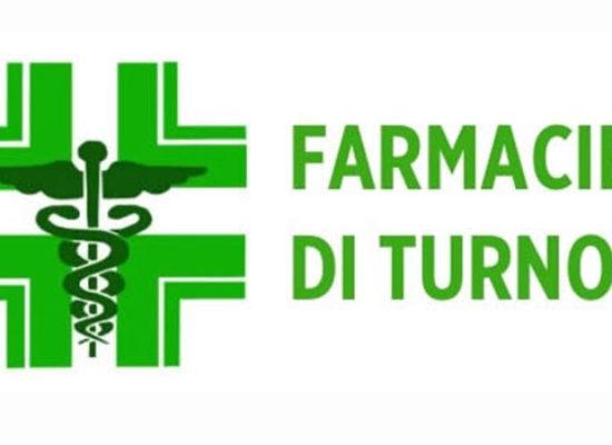 Farmacie di turno dal 18 al 24 gennaio