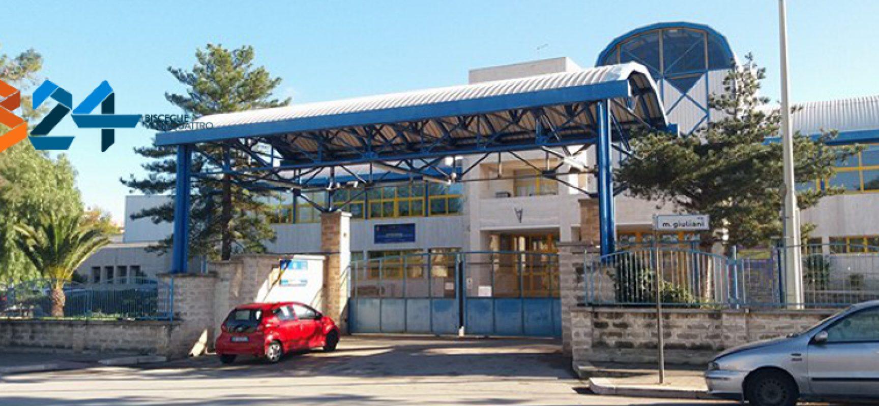 """Istituto """"Giacinto Dell'Olio"""", Provincia Bat: """"Slitta l'avvio dell'anno scolastico"""""""
