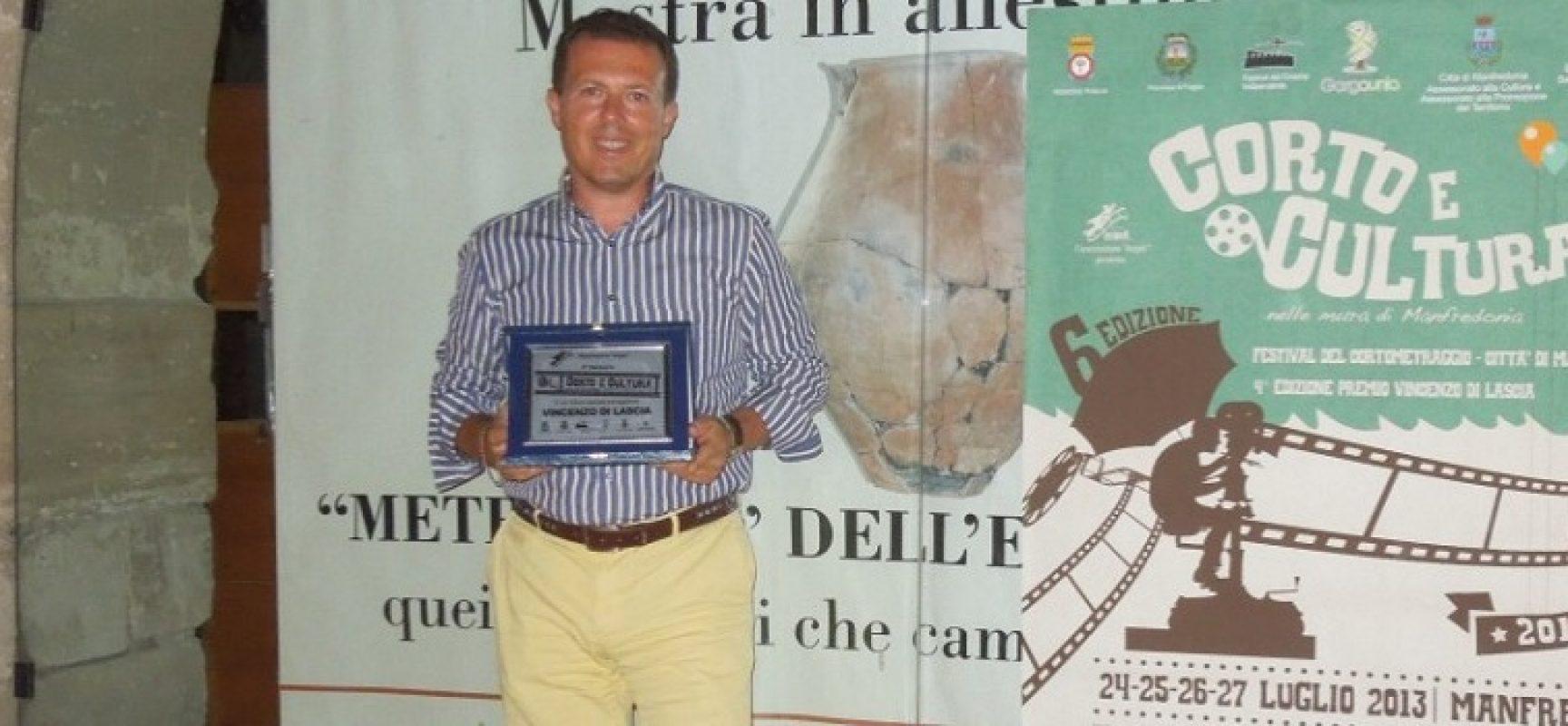 """""""L'ultima bozza"""", Michele Scaranello presenta il suo libro a Palazzo Tupputi"""