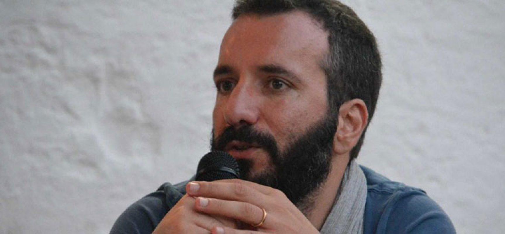"""""""Un giorno questo calcio sarà tuo"""", Fulvio Paglialunga presenta il suo ultimo libro a Palazzo Tupputi"""