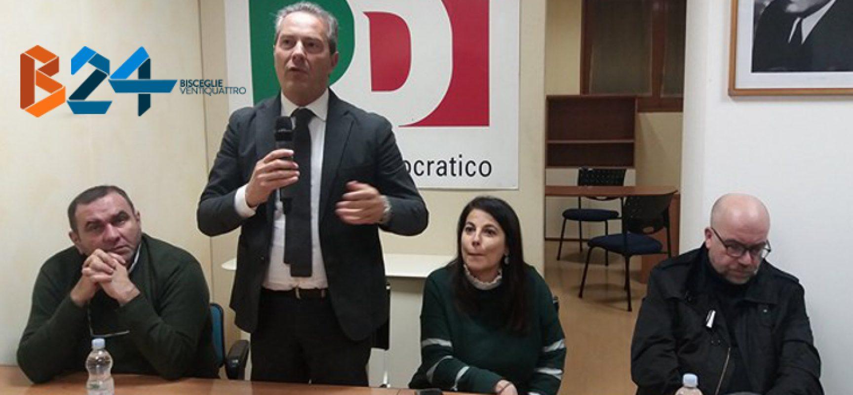 """Elezioni 2018, Francesco Spina (Pd): """"Nostri candidati sono figli di questa terra"""""""