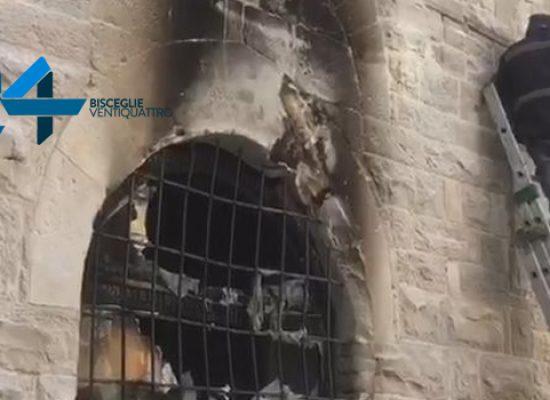 """La scuola """"Abbascià"""" resterà chiusa lunedì 8 gennaio dopo l'incendio al contatore del gas"""