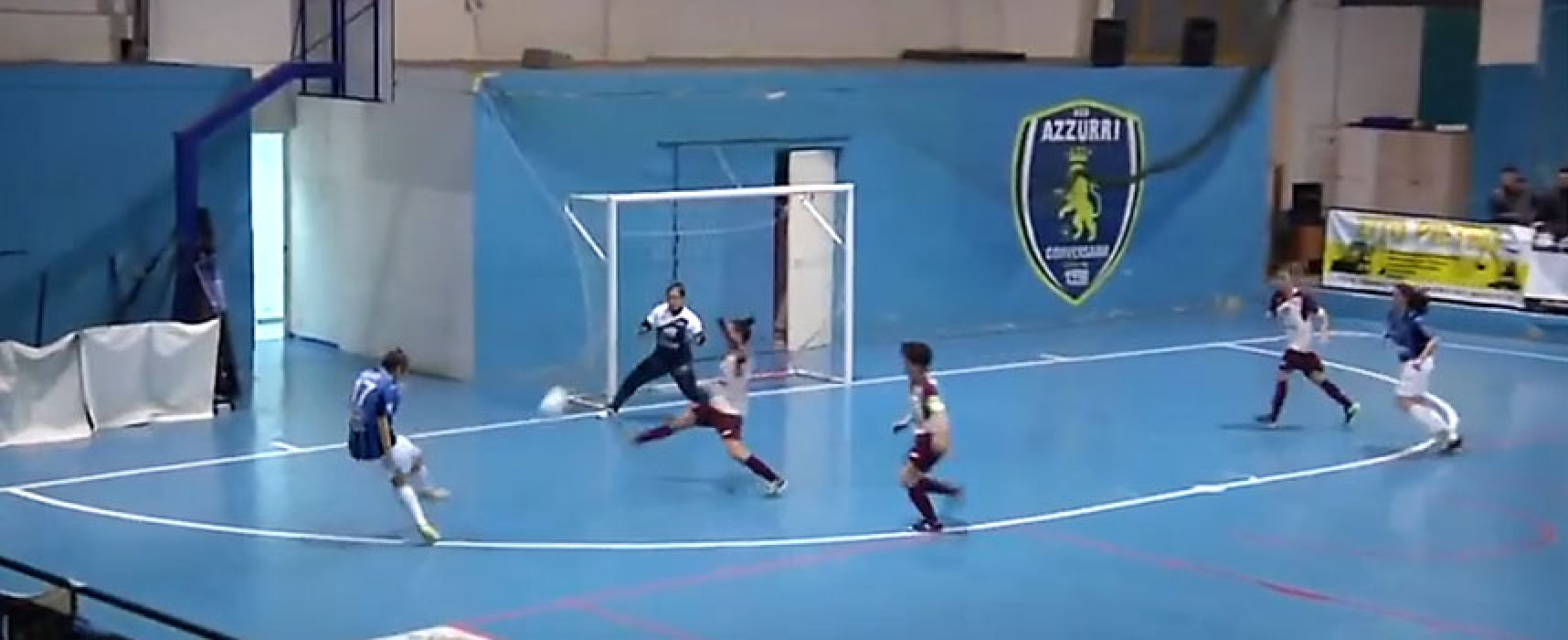 Conversano-Bisceglie Femminile 1-5 / VIDEO HIGHLIGHTS