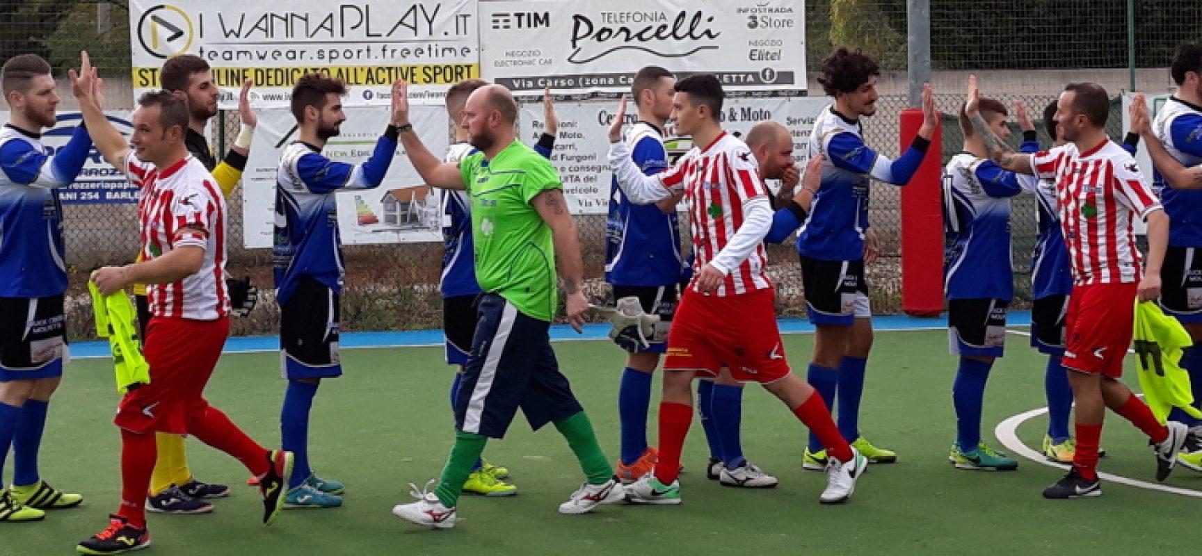 Futsal serie C2: Nettuno impatta col Poggiorsini, risorge il Futbol Cinco / CLASSIFICA