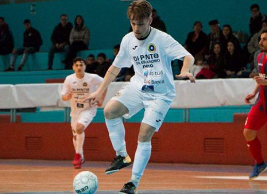 Passaporto falso, un anno di squalifica a Lucas Baroni del Futsal Bisceglie