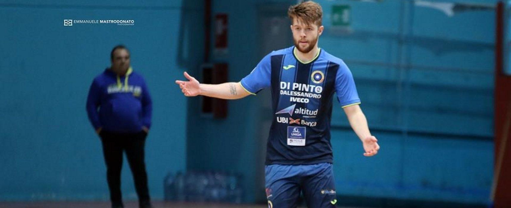 Futsal Bisceglie, trasferta difficile in casa dell'Odissea 2000