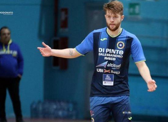 Il Futsal Bisceglie riparte, contro il Lido di Ostia in palio punti play-off