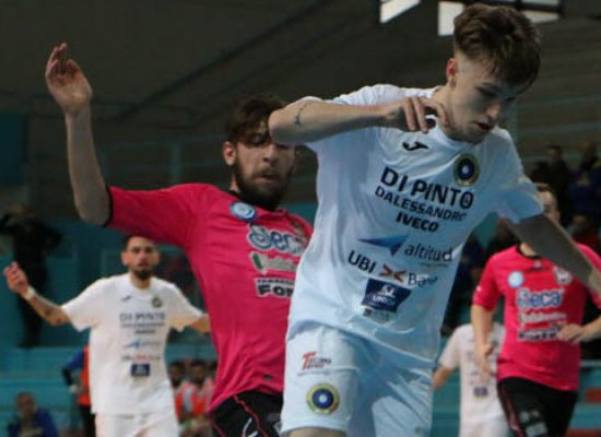 Futsal Bisceglie – Salinis 2-5 / HIGHLIGHTS VIDEO