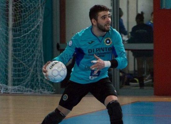 """Futsal Bisceglie, parla Pozzi: """"Qui sono felice, vogliamo riscattarci per i nostri tifosi"""""""