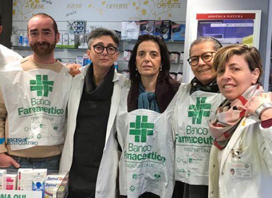 Banco Farmaceutico 2018, anche le farmacie biscegliesi in campo per la raccolta fondi / VIDEO