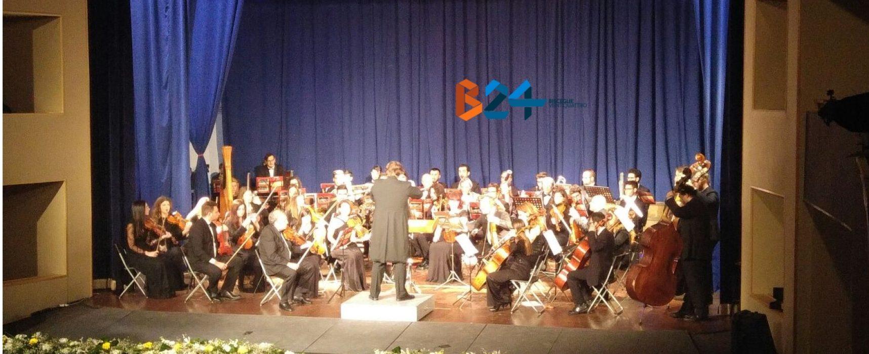 Tradizionale concerto di marce funebri in piazza Regina Margherita di Savoia
