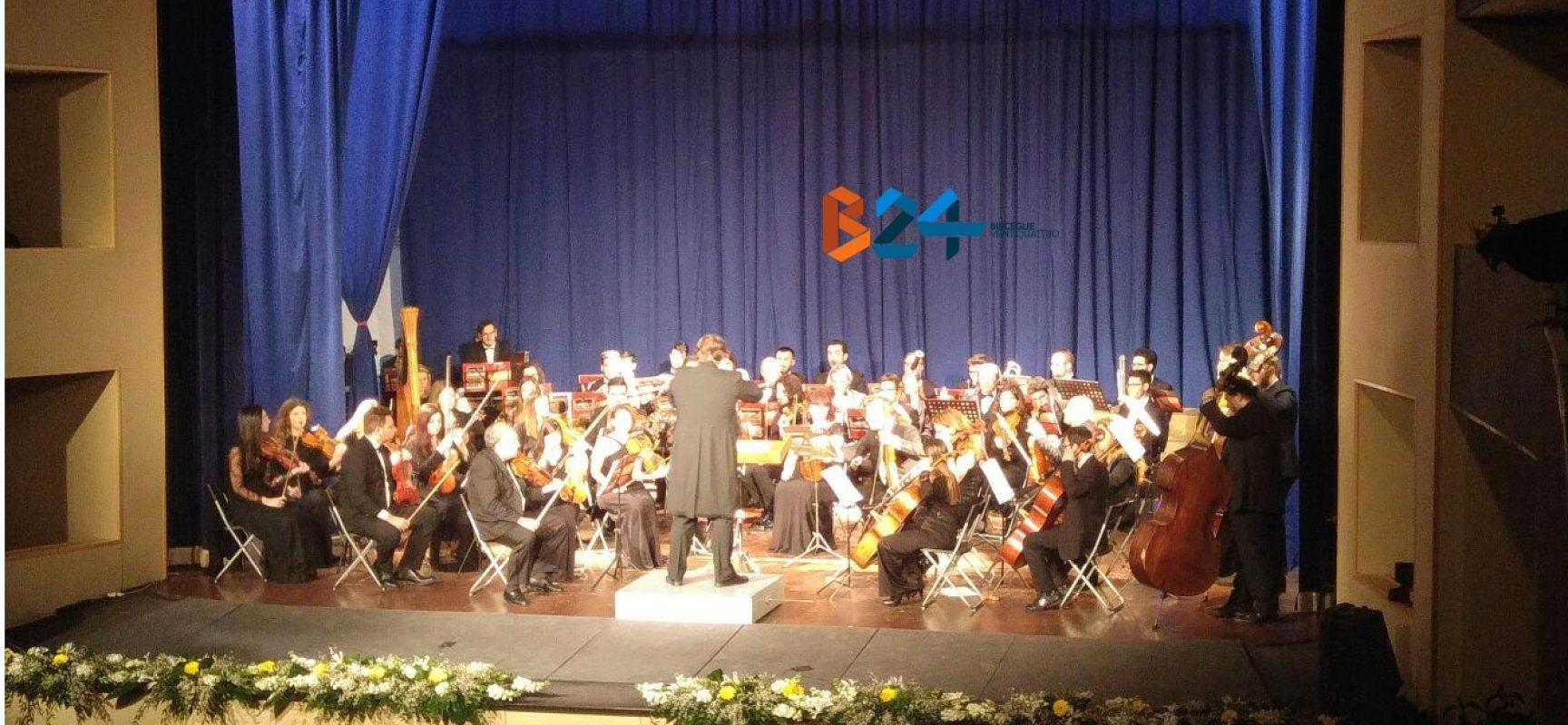 L'orchestra Biagio Abbate rende omaggio alla musica di Giuseppe Verdi