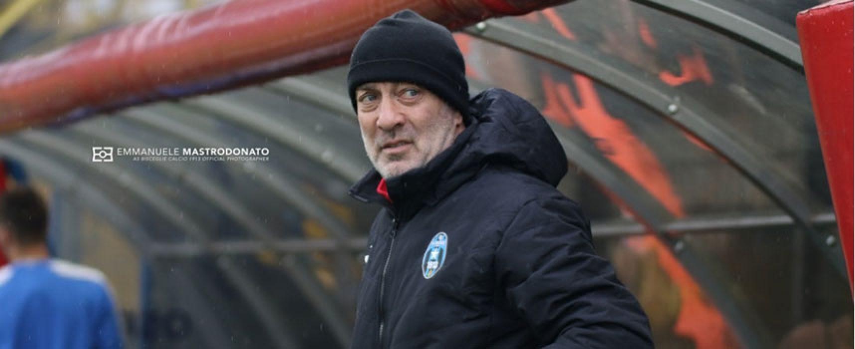 """Bisceglie calcio, parla Alberga: """"Ripartiamo da uomini come capitan Petta"""""""