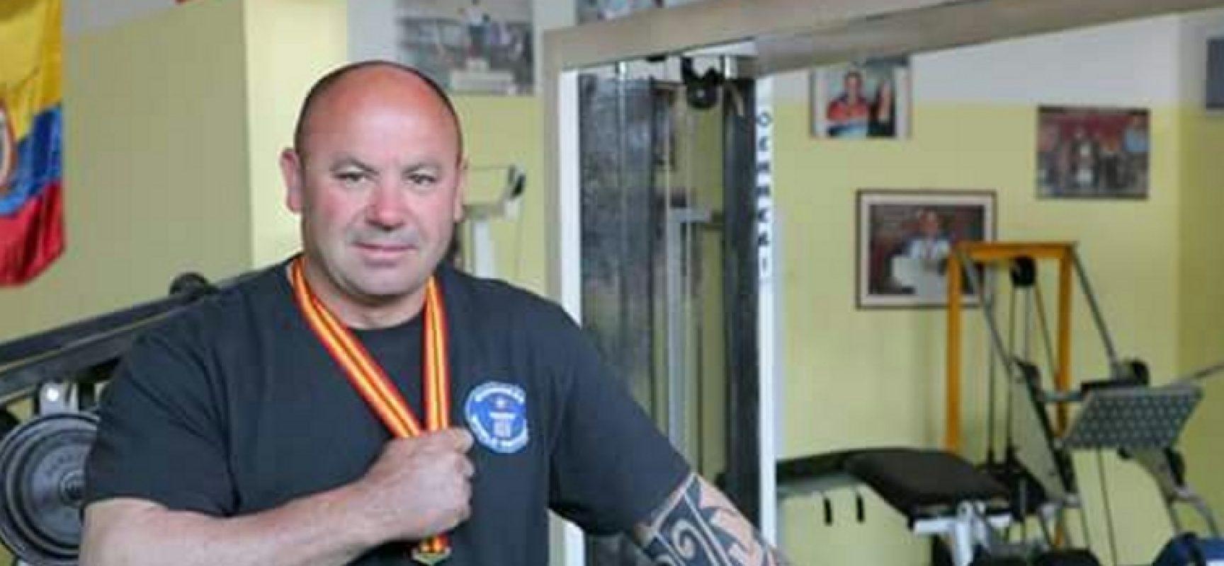 Una forza da record, Cosimo Ferrucci conquista un altro primato internazionale