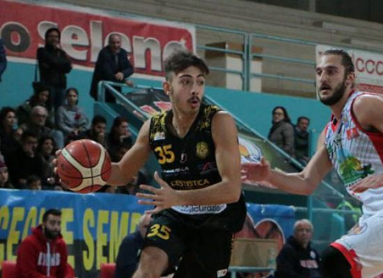 Basket: Di Pinto Panifici stasera a caccia dell'impresa in casa della Cestistica San Severo