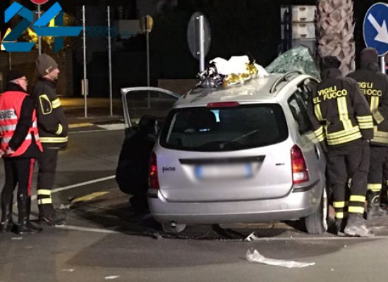 Incidente mortale sulla Bisceglie-Trani, arrestato conducente auto