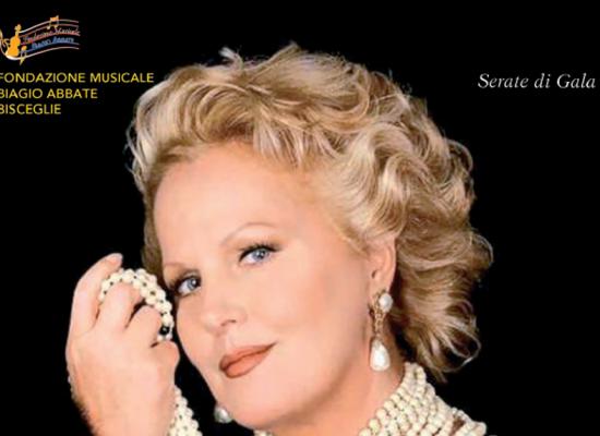 """Sesta edizione del """"Concerto d'Inverno"""" con protagonista Katia Ricciarelli"""