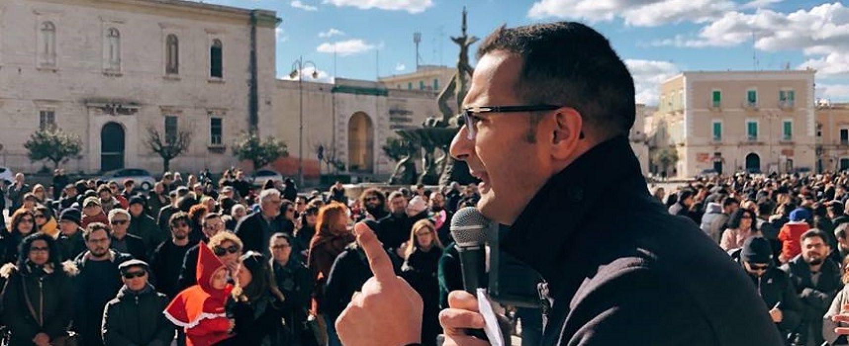 """Bavaro (LeU): """"A Bisceglie mille persone in difficoltà ma finanziamenti regionali inutilizzati"""""""