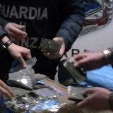 Sorpresi mentre caricavano 242 kg hashish: tre arresti, due sono biscegliesi