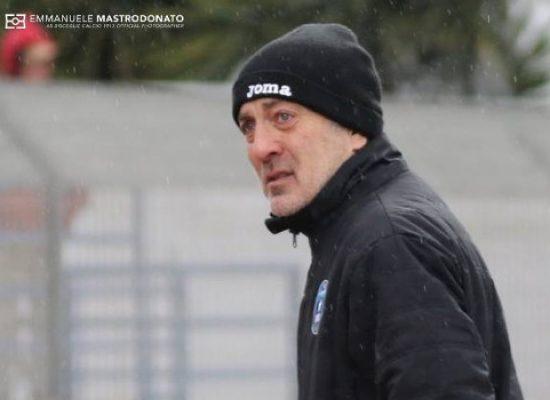 """Bisceglie calcio, Alberga: """"Soddisfatto del pareggio contro il Rende"""" / CLASSIFICA"""
