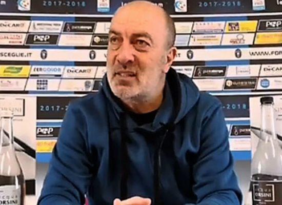"""Bisceglie calcio, Alberga: """"Vogliamo tentare di vincere ogni partita"""""""
