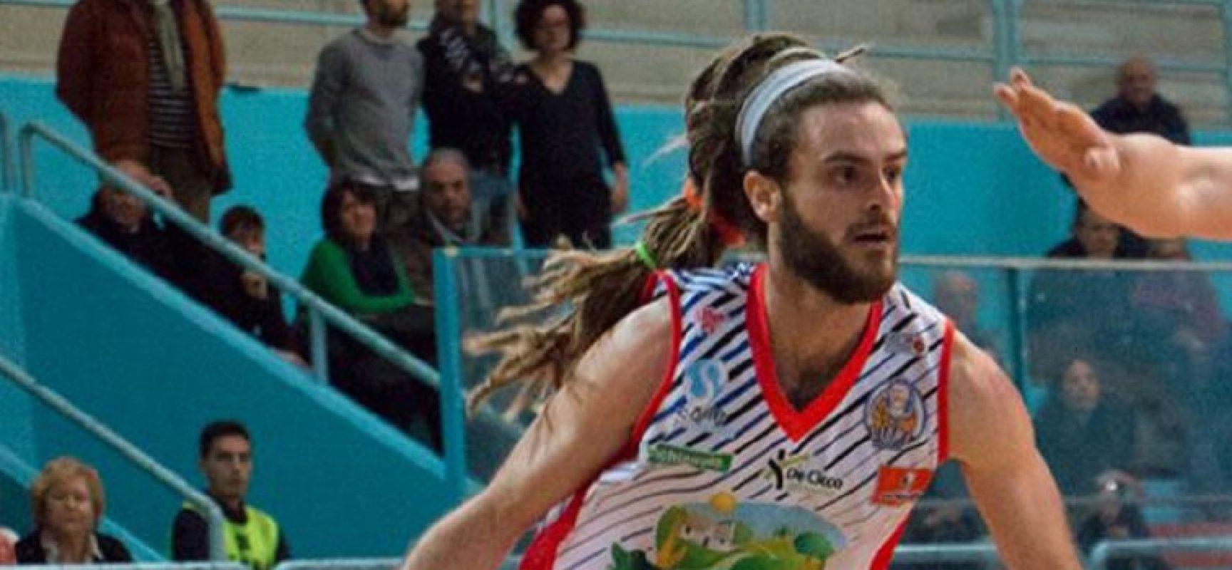 Basket, la Di Pinto Panifici espugna Porto Sant'Elpidio dopo un overtime