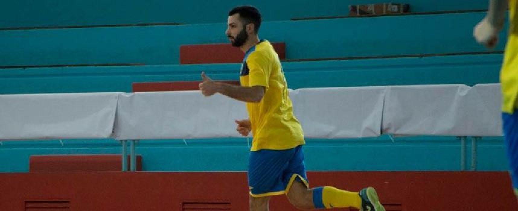 Esordio positivo per il Futsal Bisceglie, superato il Canosa in Coppa della Divisione