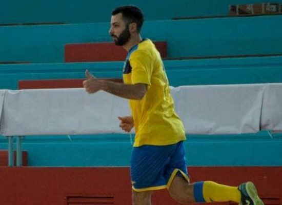 """Futsal Bisceglie, Ferrucci non si arrende: """"Battiamo il Noicattaro per i nostri tifosi"""""""