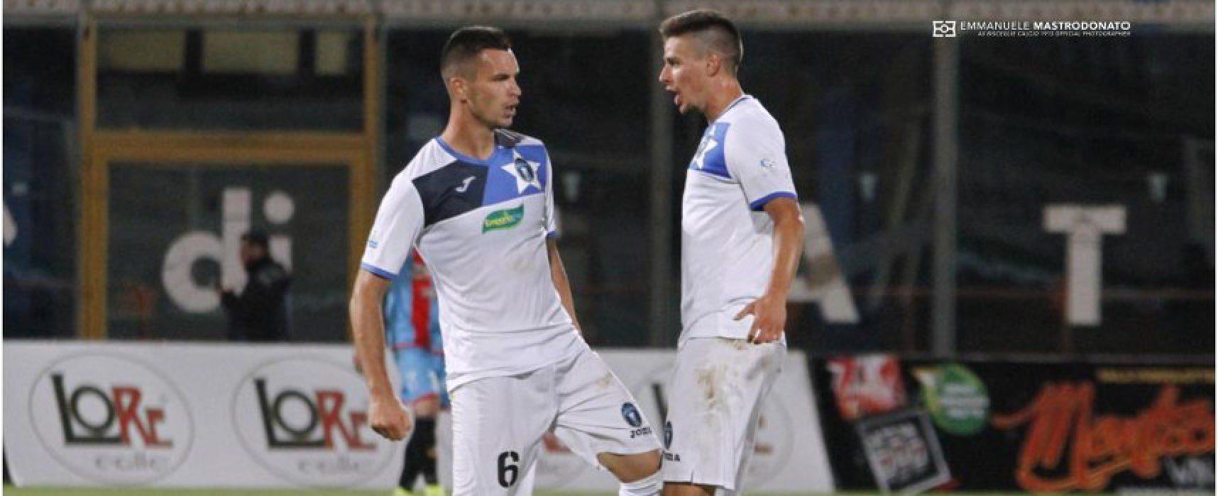 """Bisceglie calcio, al """"Gustavo Ventura"""" arriva il Catania di Cristiano Lucarelli"""