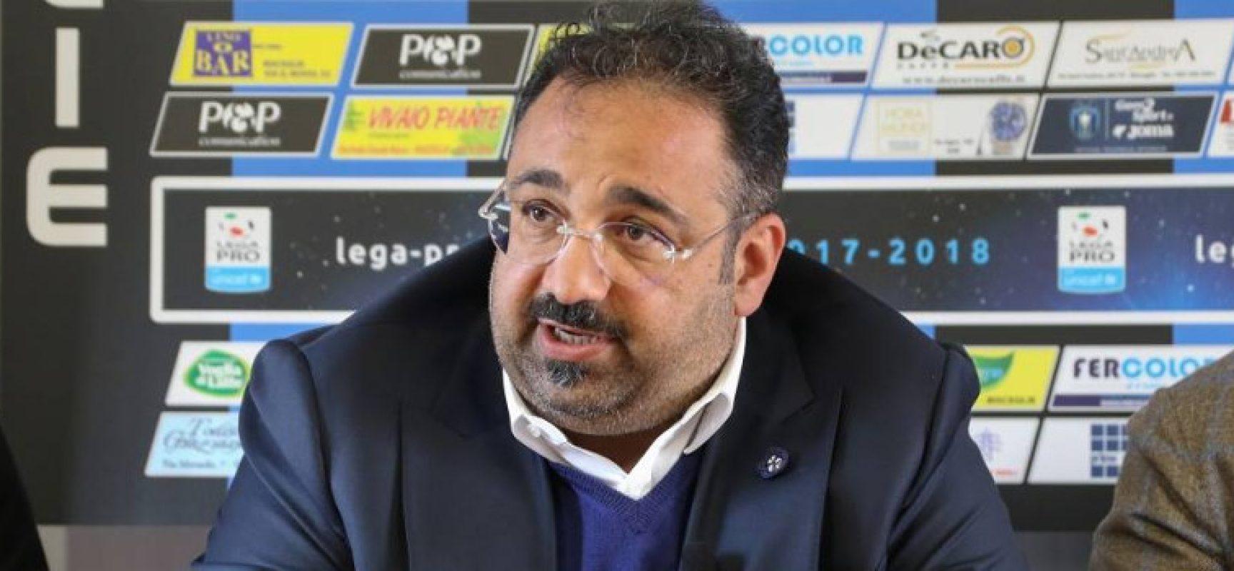 """Oggi Bisceglie-Andria, Mancini: """"Vogliamo vincere per festeggiare la salvezza anticipata"""""""