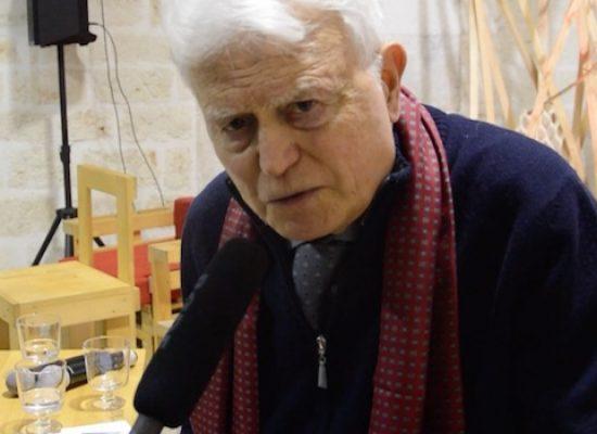 """""""Prescritto, non assolto"""": Gian Carlo Caselli alle Vecchie Segherie su processo Andreotti / VIDEO"""